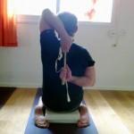 שיפור זרימת הדם ברגליים, שחרור גב עליון וידיים