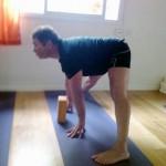 שחרור וייצוב גב ואגן, חיזוק הרגליים