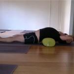 שחרור גב אמצעי והחזה, לכאבים כרוניים